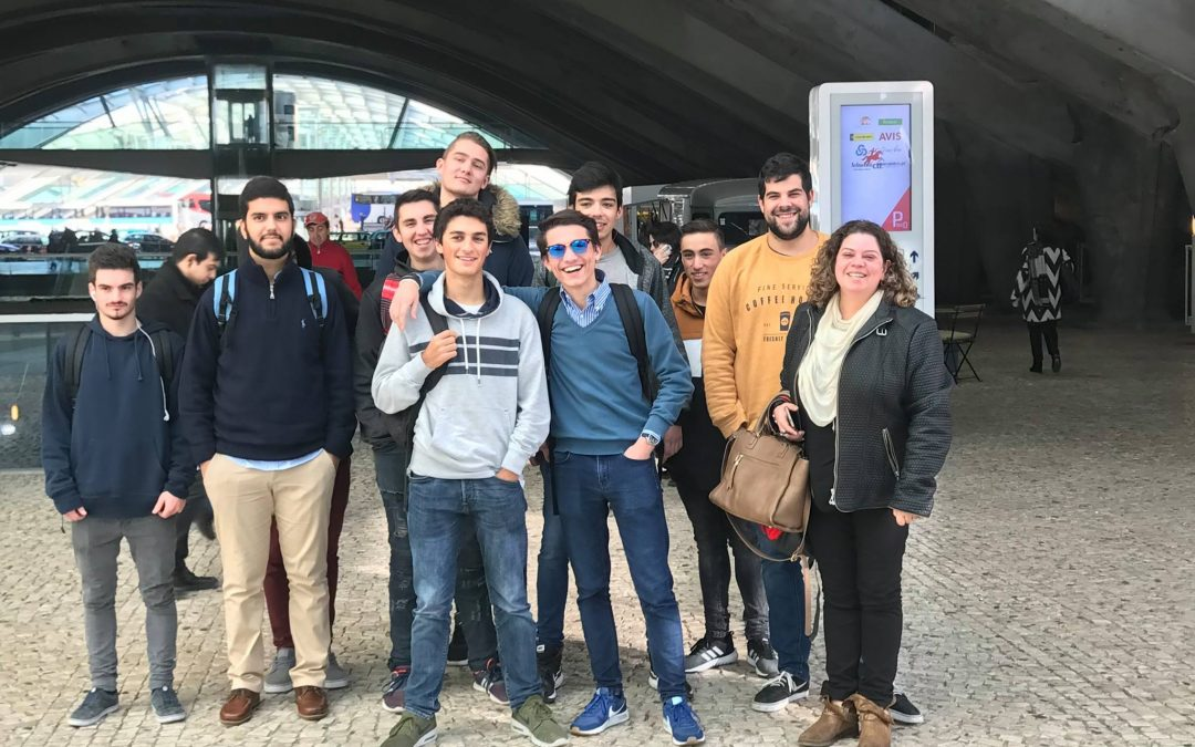 VISITA AO LISBOA GAMES WEEK