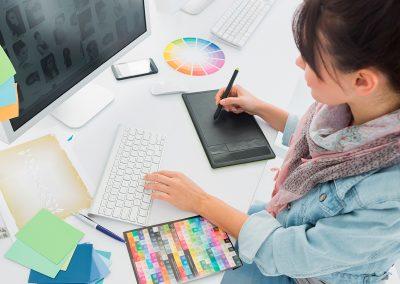 Técnico de Artes Gráficas