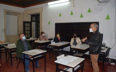 CONSTITUIÇÃO DO NÚCLEO DE ENCARREGADOS DE EDUCAÇÃO DA EPTOMAR