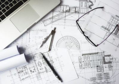 Técnico(a) de Desenho da Construção Cívil